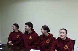 Ансамбль народного танца им. Ф. Гаскарова отправляется в гастрольный тур по городам России