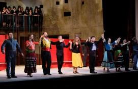 «Шаляпинские вечера в Уфе»: Опера «Кармен» Ж.Бизе
