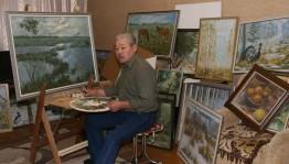 В Уфе состоится открытие персональной выставки художника Раиса Султанова
