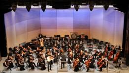 В Уфе Национальный симфонический оркестр республики выступил под управлением Тиграна Ахназаряна