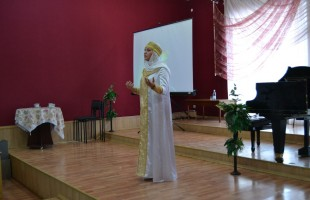 В Октябрьском музыкальном колледже отметили 185-летие со дня рождения композитора Александра Бородина