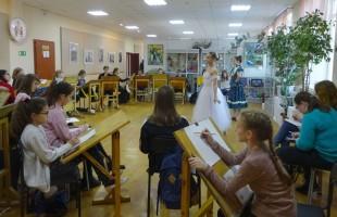 В Уфе состоялся II Открытый городской конкурс академического рисунка и декоративно-прикладного творчества