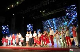 В Уфе состоялся праздничный концерт, посвящённый закрытию Года семьи в Башкортостане