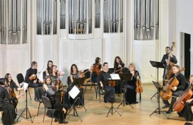 "In Ufa, the Chamber Music Festival ""Classics over the White River"" ended"