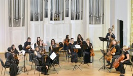 """In Ufa, the Chamber Music Festival """"Classics over the White River"""" ended"""