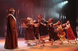 Русский драматический театр г.Стерлитамак выступит на уфимской сцене