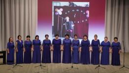 Продолжается первый этап республиканского конкурса вокального творчества среди сельских поселений «Поющая деревня»