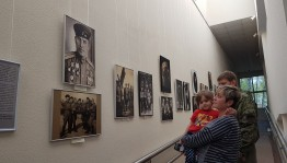 """The photo exhibition """"Soldiers of Victory"""" was launched in Ufa"""