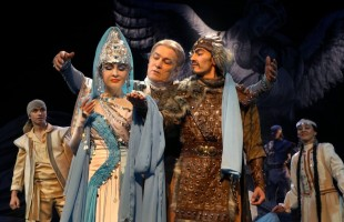 """The musical """"Legends of the Urals"""" will be brought to Ufa"""
