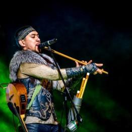 Интервью с художественным руководителем этно-рок группы «Аргымак» Ринатом Рамазановым