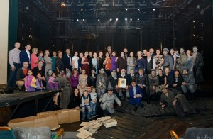 Bashkir Drama Theater prepares for tour in Moscow