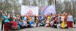 В столице республики пройдёт всероссийская акция «Хоровод Мира»