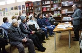 В Уфе прошло очередное заседание клуба филофонистов