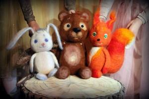 Башкирский государственный театр кукол готовит новую программу для самых маленьких «Почему весна красна?»