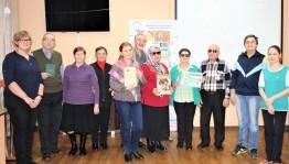 В Башкирской республиканской библиотеке для слепых состоялась презентация выставки к 100-летию М. Карима