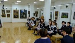 Республиканская музейная акция «Единый Урок Мужества в музеях», посвящённая 72-й годовщине Победы в Великой Отечественной войне