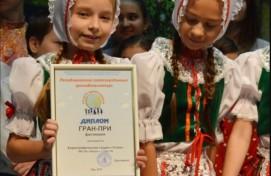 Юных талантов республики объединил интегрированный фестиваль-конкурс «Мы – дети одной планеты»