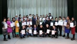 В Уфе прошел Республиканский семинар-практикум для солистов, ансамблей кубызистов и исполнителей горлового пения