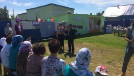 """In the Baltachevsky district was held the Republican national holiday """"Shezhere Bayramy"""""""
