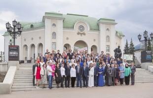 Башкирский академический театр драмы имени Мажита Гафури приглашает на закрытие 99-го театрального сезона