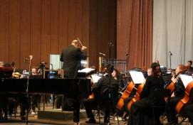 В Уфе состоялся очередной концерт                                                                    I Фестиваля башкирских композиторов