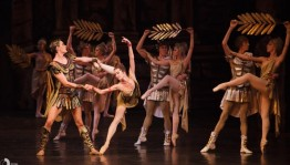 BGTOiB ballet troupe with tours in Perm