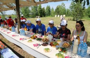 В рамках фестиваля «Берҙәмлек» состоялся Этно-день