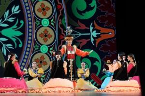 Сибайское концертно-театральное объединение представило новый проект уфимской публике