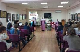 В рамках Дней татарской культуры в Нефтекамске прошли фольклорные посиделки