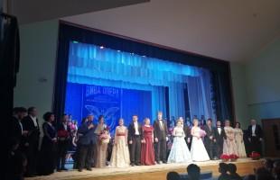 В Сибае прошел гала-концерт Международного фестиваля оперного искусства «Вива опера»