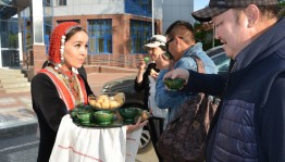 В Уфу прибывают участники VII Международного фестиваля тюркоязычных театров «Туганлык»