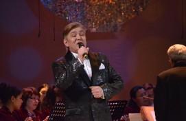 Заслуженный артист РБ Гафуан Фазуллин отметил свой 60-летний юбилей творческим вечером