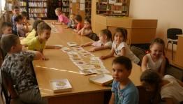 Игру-лото «Национальные кухни Башкортостана» представили в Центре детского чтения