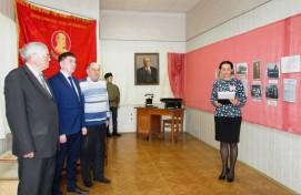 В Туймазинском историко-краеведческом музее открылась юбилейная выставка «Рождение Республики»