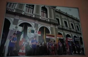 В республике продолжается передвижная фотовыставка «Всемирная Фольклориада – 2016»