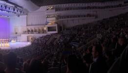 В рамках Дней Республики Башкортостан в Москве прошел сольный концерт ансамбля им. Файзи Гаскарова