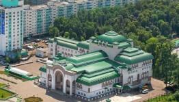 Уфимский татарский театр «Нур» отправился на гастроли по городам и районам республики