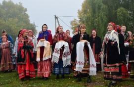 В Башкортостане прошел фестиваль-лаборатория русского фольклора «Народный календарь»