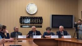 ИА «Башинформ» состоялась пресс-конференция, посвященная V Съезду РОО «Собор русских Башкортостана»