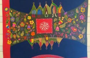 В Уфе откроется выставка работ фестиваля лоскутного шитья «Ҡорама туй»