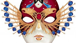 """In Moscow went the presentation of the theatrical prize """"Golden Mask"""""""