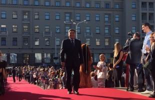 Красная дорожка «Серебряного Акбузата» приняла гостей и участников кинофестиваля