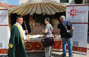 В Австрийской Республике проходит праздник «Сабантуй»