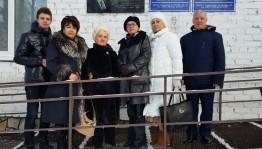 В Стерлитамаке состоялось открытие памятной доски в честь заслуженного работника культуры БАССР Геннадия Чипенко