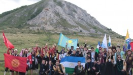 """International Festival of Turkic Youth """"Ural Mono"""" was completed at the foot of Toratau Mountain"""