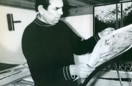 В Башкортостане продолжается приём работ на Республиканский конкурс графики имени Эрнста Саитова