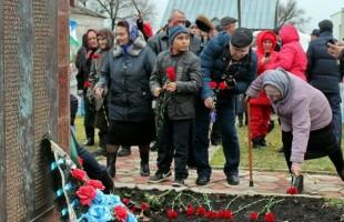 В Липецкой области установлен памятник  112-ой Башкирской кавалерийской дивизии