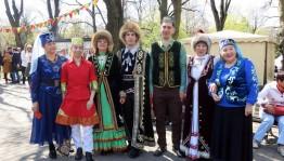 Башкиры приняли участие в Сабантуе-2017 в Риге