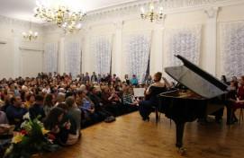 В Уфе прошел концерт «Мастера мирового исполнительского искусства – талантам России»