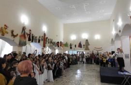 В Башкирском театре кукол наградили победителей инклюзивного конкурса «Цветы курая»